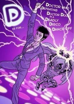 Doctor vs. Doctor Doom
