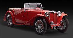 '48 MG TC