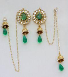 Kashmiri earring