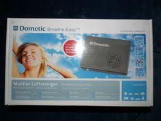 Dometic Breathe Easy mobile - portabler Luftreiniger mit TiO2-Katalyst und UV