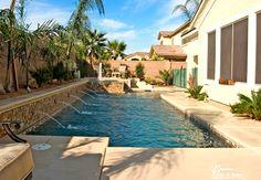 Geometric Swimming Pool Designs   Swimming Pool Contractors   Premier Pools And Spas