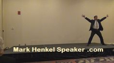 Mark Henkel competing in the International Speech contest at the District 45 Spring Conference at the Radisson Hotel, in Manchester NH, May 15-17, 2015. #Toastmasters #MarkHenkel #District45tm #InternationalSpeech
