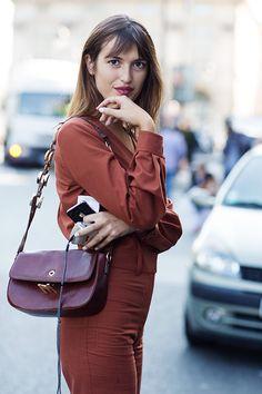 On the Street….Jeanne Damas, Paris