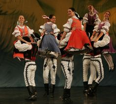 Folk Costume, Costumes, Folk Clothing, Shall We Dance, Dance The Night Away, Dancers, Culture, Embroidery, Fun