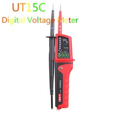 24.56$  Watch now - http://ali31l.shopchina.info/go.php?t=32804285998 - UNI-T UT15C Digital Voltage Meter Waterproof  AC/DC Voltage Testers LCD Display 24V~690V Auto Range Phase Rotation Free Shipping 24.56$ #shopstyle