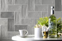 Emilia x Available in 7 stunning colours. Beautiful Glossy tiles perfect for a bathroom/kitchen.