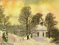 Marie Luise Strohmenger - Zauberhafter Schnee