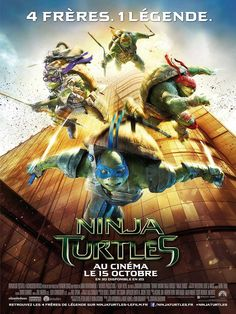 Ninja Turtles Film de Jonathan Liebesman avec Megan Fox, Will Arnett, William Fichtner. Des tortues ninja vont tout faire pour défendre la ville de New York