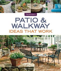 With over 300 fresh ideas covering a range of patio and walkway styles and sizes, plus top-notch design advice, Patio & Walkway Ideas that Work is the most complete and up-to-date patio and walkway design sourcebook.