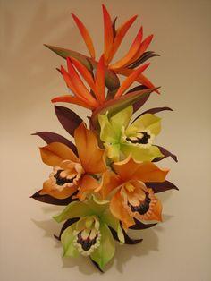 Sugar Flower Gallery - Kuramata cakes & sugar flowersBrooklyn,NY