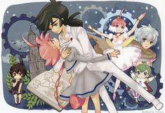 Princess tutu - a show that taught me that you can change your fate, and love somebody else..
