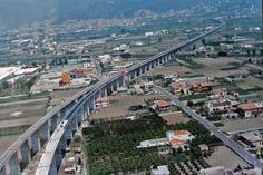 Viadotto FS Salerno -Sarno