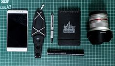 Black and White EDC  submitted by Mahrezza F  Xiaomi Redmi Note 3 Pro (Official International Version) 5.5 Inch FHD 3GB 32GB Smartphone Qualcomm Snapdragon 650 Hexa Core MIUI V7 16.0MP TOUCH ID - Dark Gray  Cold Steel Secret Edge  Zebra Expandz Slide Ballpoint Pen  Izulu Waterproof Fieldnotes  NiteCore MT06  Rokinon 12mm F2.0 NCS CS Ultra Wide Angle Lens Sony E-Mount (NEX) (Black) (RK12M-E)  Sony Alpha a6300  This is my urban carry when I'm carrying my small camera bag. Love the Secret Edge…