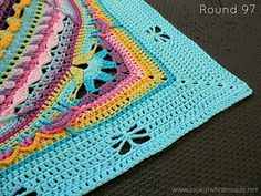 This is the official Ravelry Page for the Sophie's Universe CAL 2015, hosted by Dedri Uys and Kimberly Slifer.
