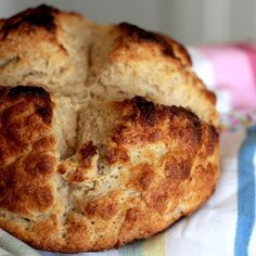 A quick and simple WROL bread