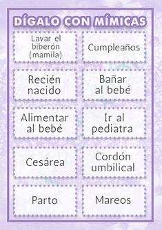 Juegos Para Baby Shower Gratis Baby Shower Baby Shower Baby