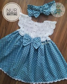 Best 10 The festive team that will depart on Monday alar alarHats – SkillOfKing. Kids Dress Wear, Dresses Kids Girl, Kids Outfits, Baby Girl Dress Patterns, Baby Dress Design, Baby Girl Crochet, Crochet Baby Clothes, Baby Kind, Baby Knitting Patterns