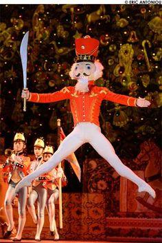 Boston's Nutcracker Ballet;