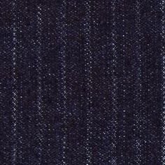 Jeansstof structuur-naaldstrepen – navy