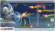 JETPACK JOYRIDE by Halfbrick Studios (5 MOVES / 5 LOOKS / 5 SMARTS) *Noteworthy: iCloud Sync
