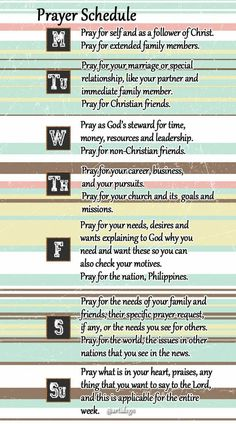 ArtiDSGN: Printables: Bible Study and Prayer Schedule by francisca Prayer Scriptures, Bible Prayers, Faith Prayer, God Prayer, Prayer Quotes, Power Of Prayer, Bible Quotes, Marriage Scripture, Healing Scriptures