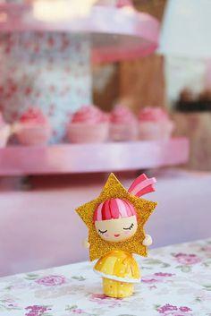 Momiji Star Gold #momijihq #momiji #dolls #cute #dolls Momiji Doll, Kokeshi Dolls, Blythe Dolls, Doll Japan, Clothespin Dolls, Doll Painting, Asian Doll, Baymax, Wooden Dolls
