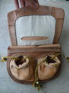 replica of the Helgeansholmen purse
