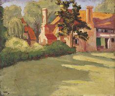 Winston Spencer Churchill - At Lullenden Manor