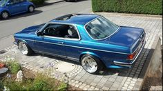 W123 V8 Coupe 230CE 280CE 500CE AMG