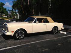 1986 Rolls-Royce Corniche II For Sale in , Florida - Classics.VehicleNetwork.net Used Classic Car Classified Ads