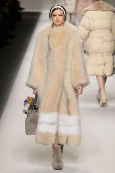 Fendi Fall 2015 Fashion Show & more details