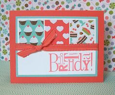 all i create: Sweet and Simple Birthday Close Up...