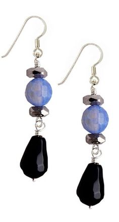 Daring Azure Earrings. http://store.nightlightinternational.com/product_p/st067e.htm $21.99. For Freedom's Sake.