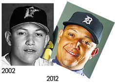 .Triple Crown Winner 2012  - Miguel Cabrera - First triple crown winner since 1967