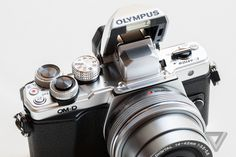 The new Olympus E-M10 Mark II is a tiny metal powerhouse of a camera | The Verge