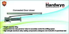 Buy Hardwyn Door Closers online at Best Prices in India