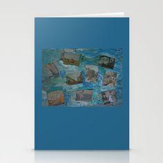 The Impressionists No. 2 COL150214b Stationery Card