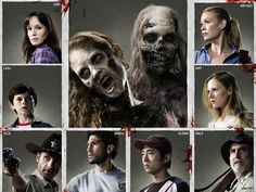 The Walking Dead. Five Characters To Watch in Season 3 | For the ...