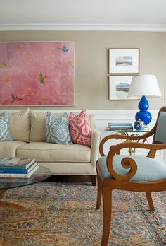 living room | Diana Weinstein Design