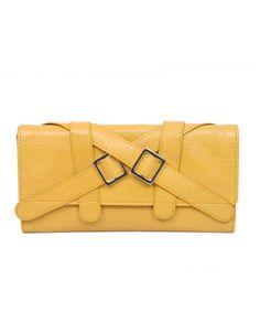 W Luck Tejab Yellow