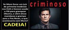 Por Dentro... em Rosa: Juiz de Curitiba persegue Lula e comete abusos de ...