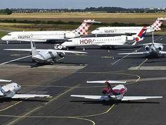 Record de trafic pour l'aéroport de Caen