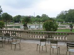 Jardin du Luxembourg : The gardens