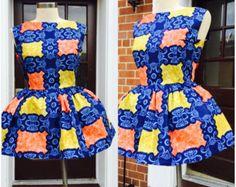 African print CoatAnkara Jacket Peplum African by Elaborationzz
