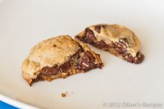 Recipe: Best Ever Chocolate Chip Cookies- I like that the recipe calls for freezing the dough so they'll stay chewy.