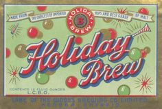 Holiday Brew by Thomas Fisher Rare Book Library, via Flickr