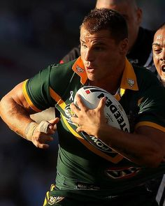 Anthony Watmough- The squad of 18 to face New Zealand in the Anzac Test Rugby League, Rugby Players, Rugby Pictures, World Rugby, Kangaroos, New Zealand, Squad, Kicks, Hilarious