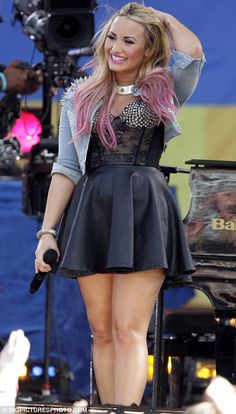 Demi Lovato love this dress