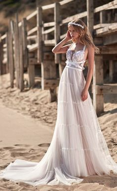 Courtesy of Victoria F Collection from Maison Signore wedding dresses