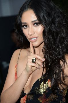 Shay Mitchell PLL Wrap Party